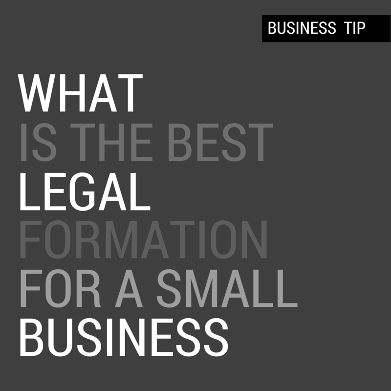Title_Legal Formation