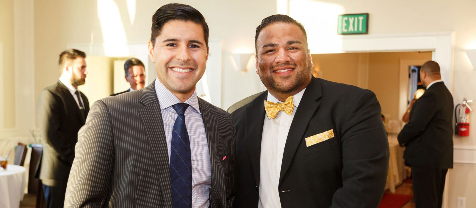 Kenny Salas & Camino Financial Business Partner