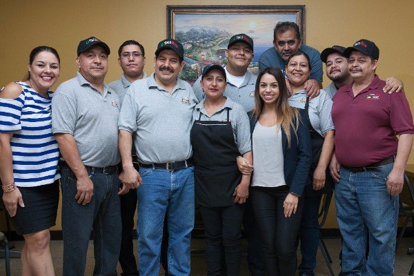 El Taco Rico Business Owners with Camino Financial